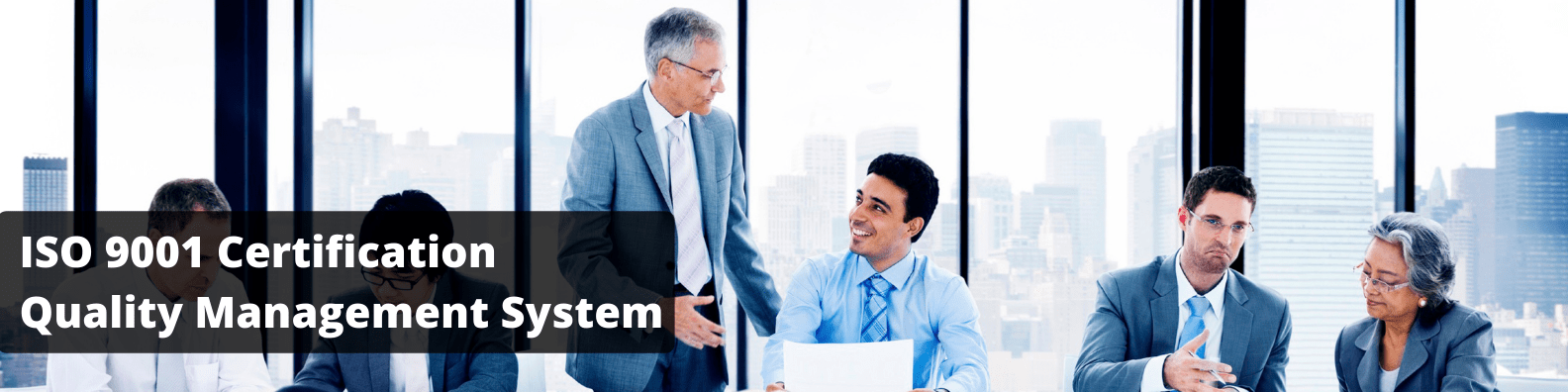ISO 9001 Certification Quality Management Systems