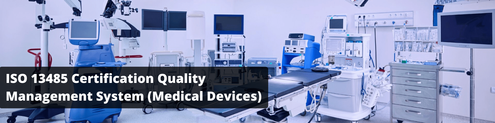 ISO 13485 Certification Quality Management System (Medical Devices)